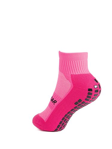 Pink Ankle Sock 4