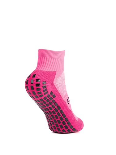 Pink Ankle Sock 6