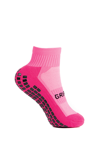 Pink Ankle Sock 7