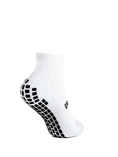 White Ankle Sock 6