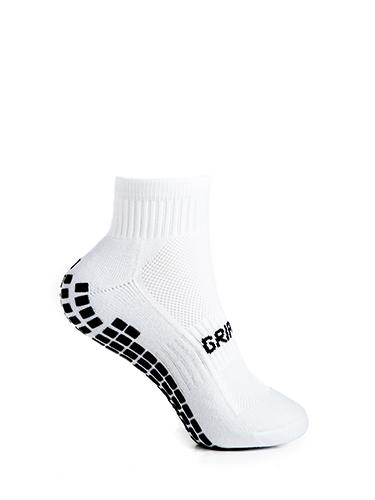 White Ankle Sock 7