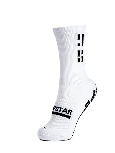 White Crew Sock 2