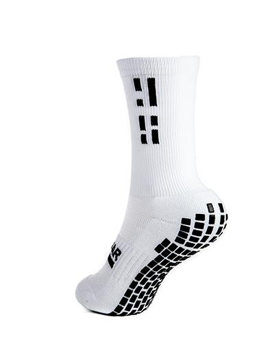 White Crew Sock 4