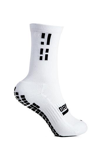 White Crew Sock 7