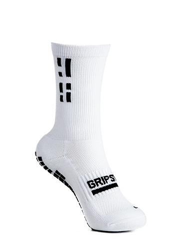 White Crew Sock 8