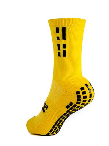Yellow Crew Sock 4