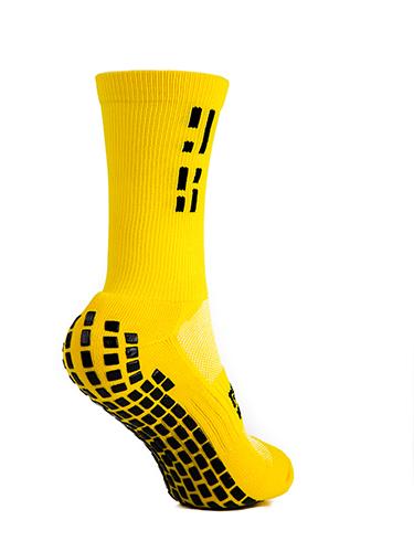 Yellow Crew Sock 6