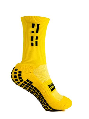 Yellow Crew Sock 7